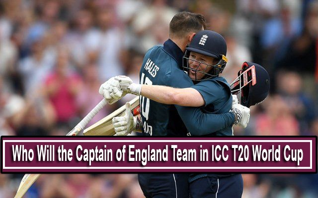 Captain of England Team in ICC T20 World Cup