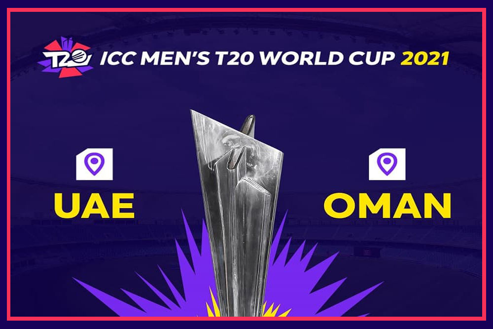 ICC T20 World Cup 2021 Venue Country