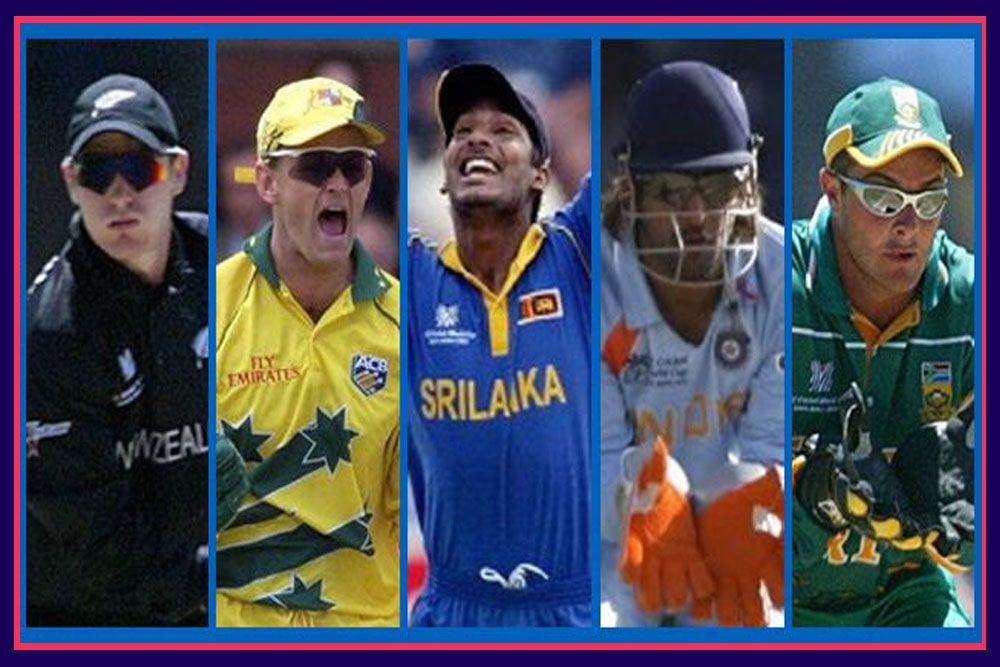 Most Dismissals by Wicketkeeper in ICC Men's T20 World Cup
